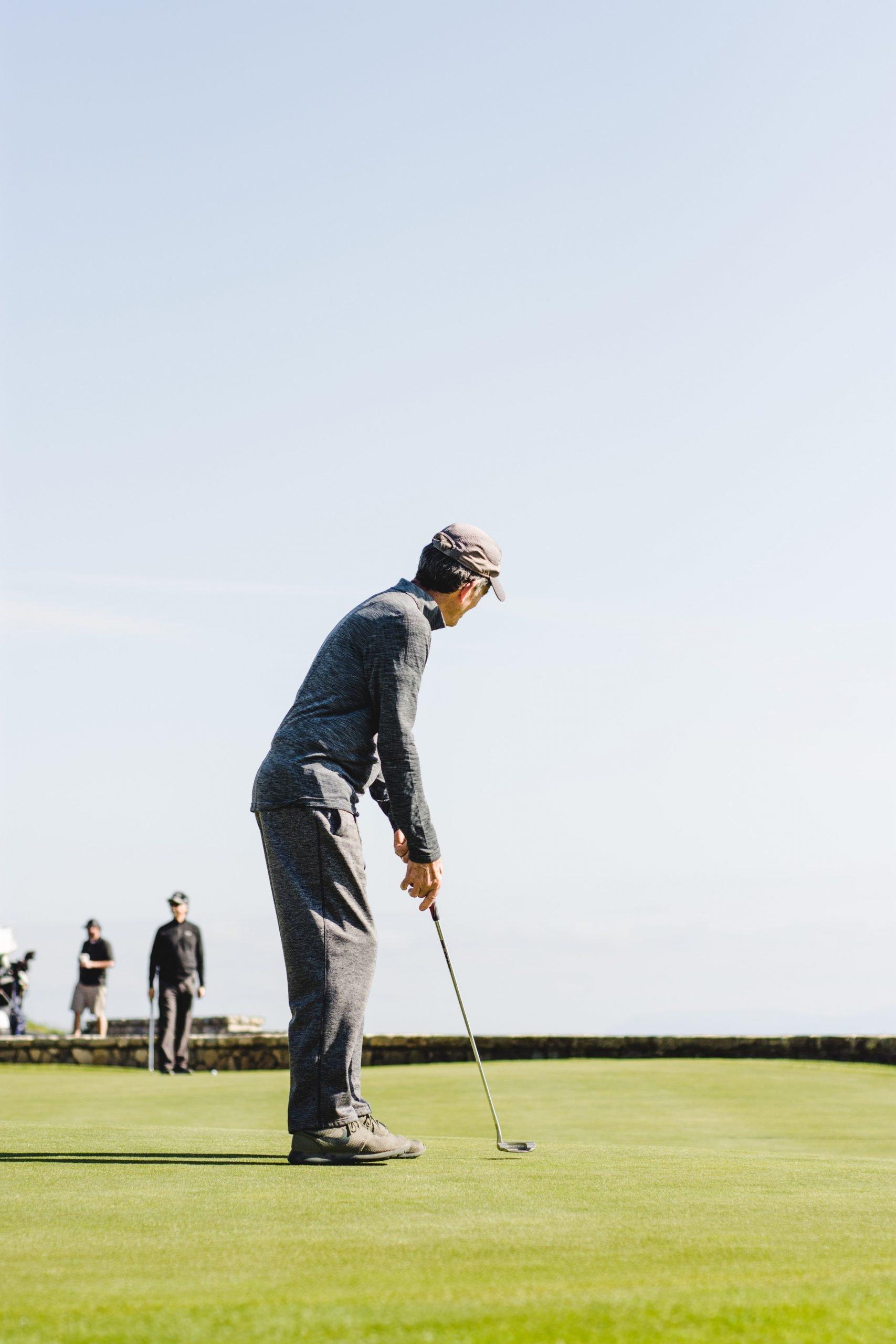 Golfclinic WGA